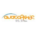 logo ραδιοφωνικού σταθμού Ανατολικός FM