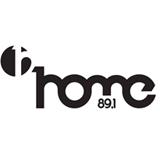logo ραδιοφωνικού σταθμού HOME