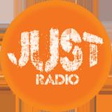 logo ραδιοφωνικού σταθμού Just Radio