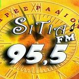 logo ραδιοφωνικού σταθμού Σητεία FM