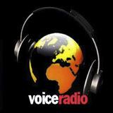 logo ραδιοφωνικού σταθμού VoiceRadio