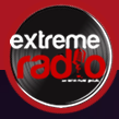 logo ραδιοφωνικού σταθμού EXtreme Radio