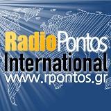 logo ραδιοφωνικού σταθμού Radio Pontos International