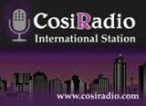 logo ραδιοφωνικού σταθμού COSIRADIO