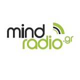 logo ραδιοφωνικού σταθμού Mind Radio