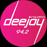 logo ραδιοφωνικού σταθμού Radio DeeJay