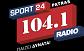 logo ραδιοφωνικού σταθμού Sport24