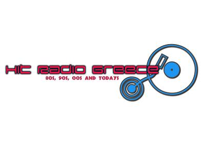logo ραδιοφωνικού σταθμού Hit Radio Greece