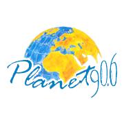 logo ραδιοφωνικού σταθμού Planet Radio