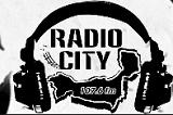 logo ραδιοφωνικού σταθμού Radio City