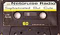 logo ραδιοφωνικού σταθμού Netcruise Radio