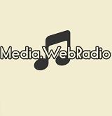 logo ραδιοφωνικού σταθμού Media Uoa Radio