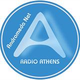 logo ραδιοφωνικού σταθμού Ανδρομέδα NET