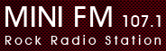logo ραδιοφωνικού σταθμού Mini