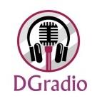 logo ραδιοφωνικού σταθμού DG Radio