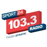 logo ραδιοφωνικού σταθμού Sport24 Radio