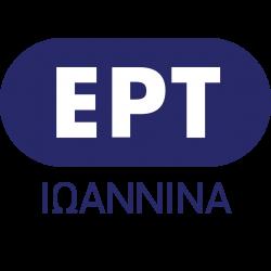 logo ραδιοφωνικού σταθμού ΕΡΤ Ιωαννίνων