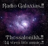 logo ραδιοφωνικού σταθμού RADIO GALAXIAS