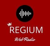 logo ραδιοφωνικού σταθμού Regium Radio