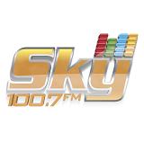 logo ραδιοφωνικού σταθμού Sky FM