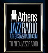 logo ραδιοφωνικού σταθμού Athens Jazz Radio
