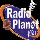 logo ραδιοφωνικού σταθμού PLANET LAKONIAS