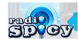 logo ραδιοφωνικού σταθμού Spicy Radio