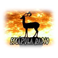 logo ραδιοφωνικού σταθμού Escapula Radio