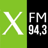 logo ραδιοφωνικού σταθμού XENIOS