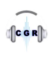 logo ραδιοφωνικού σταθμού Chicago Greek Radio