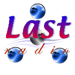logo ραδιοφωνικού σταθμού Last Radio