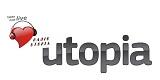 logo ραδιοφωνικού σταθμού Radioutopia