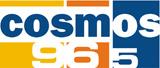 logo ραδιοφωνικού σταθμού COSMOS965