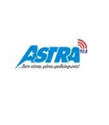 logo ραδιοφωνικού σταθμού Άστρα FM