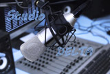 logo ραδιοφωνικού σταθμού Studio Delta