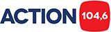 logo ραδιοφωνικού σταθμού ActionFM
