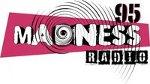 logo ραδιοφωνικού σταθμού Madness
