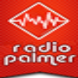 logo ραδιοφωνικού σταθμού RADIO PALMER