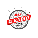logo ραδιοφωνικού σταθμού Q Radio Χανιά Sport FM