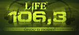 logo ραδιοφωνικού σταθμού Life