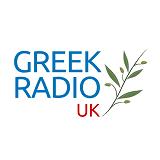 logo ραδιοφωνικού σταθμού Greek Radio United Kingdom