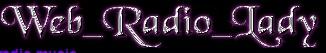 logo ραδιοφωνικού σταθμού Lady Radio