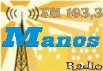 logo ραδιοφωνικού σταθμού Ράδιο Μάνος