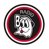 logo ραδιοφωνικού σταθμού Boo Radio