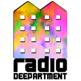 logo ραδιοφωνικού σταθμού Radio Deepartment