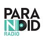 logo ραδιοφωνικού σταθμού Paranoid Radio