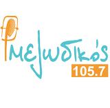 logo ραδιοφωνικού σταθμού Μελωδικός