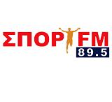 logo ραδιοφωνικού σταθμού Sport FM