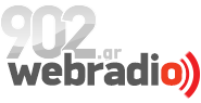 logo ραδιοφωνικού σταθμού 902.gr Webradio
