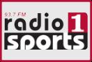 logo ραδιοφωνικού σταθμού Sports 1 Radio